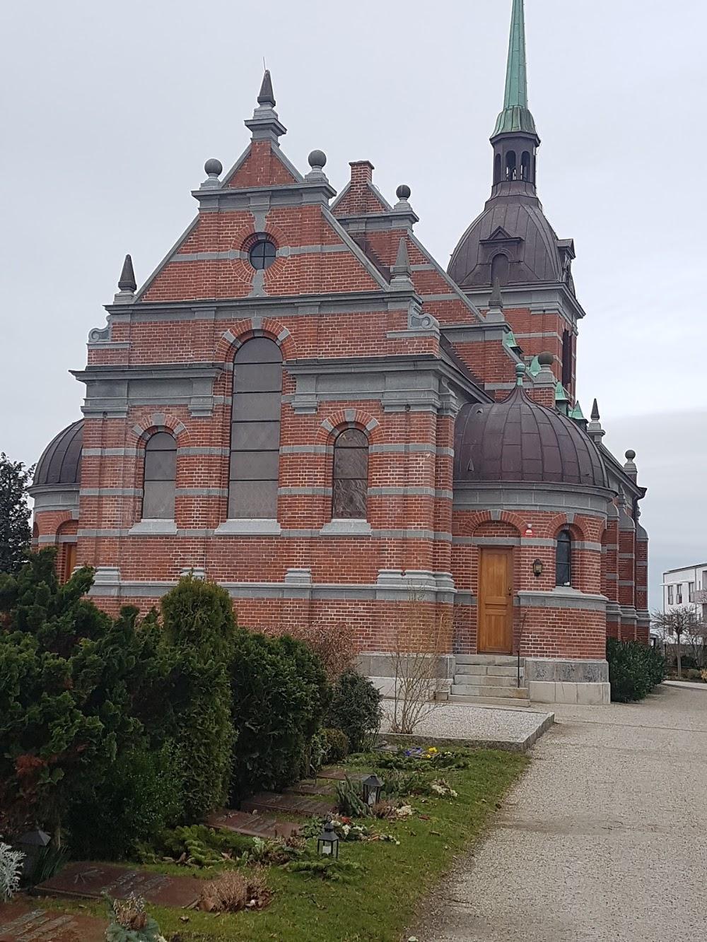 Stora Hammars gamla kyrka