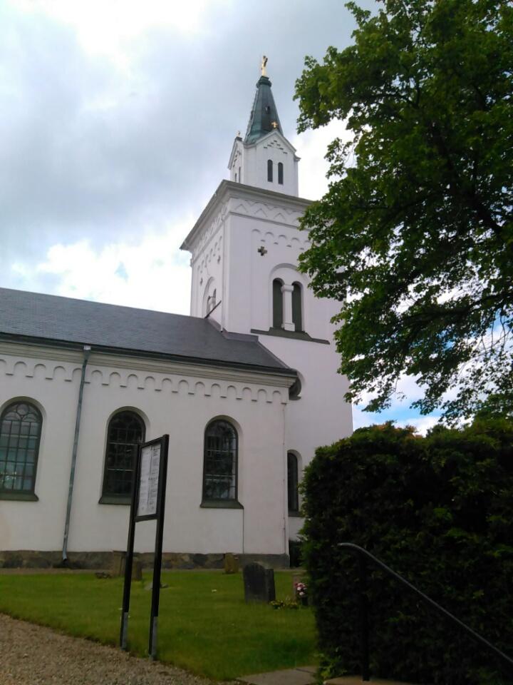 Gistads kyrka