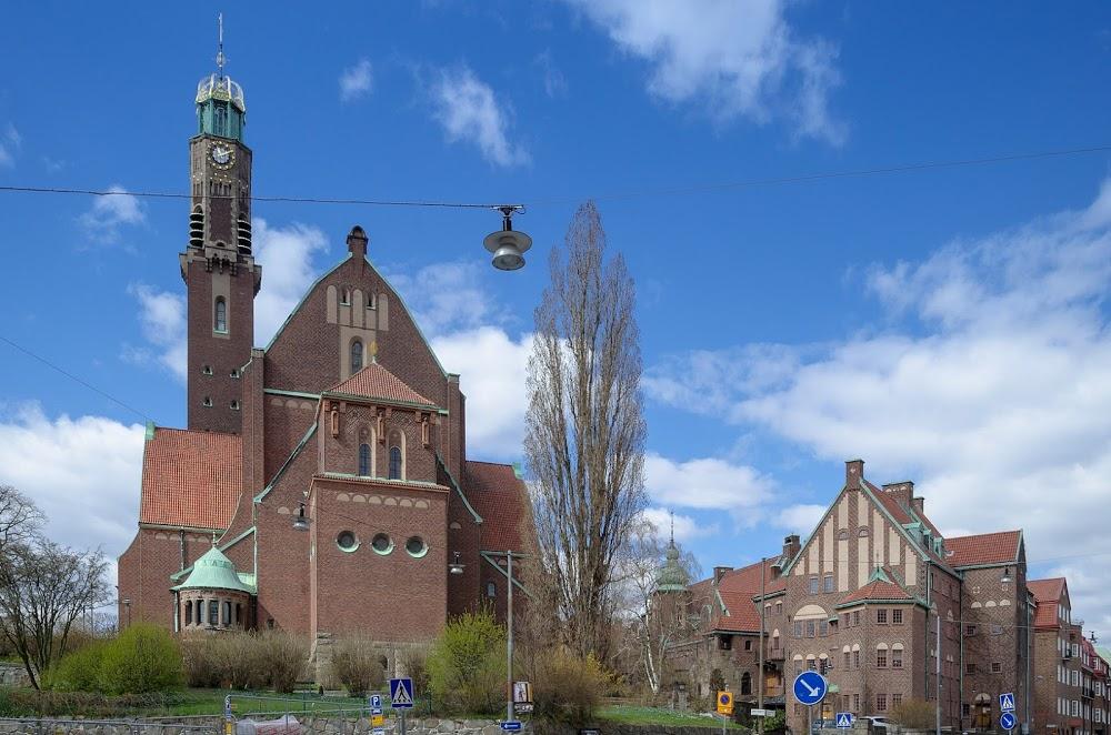 Engelbrektskyrkans kapell