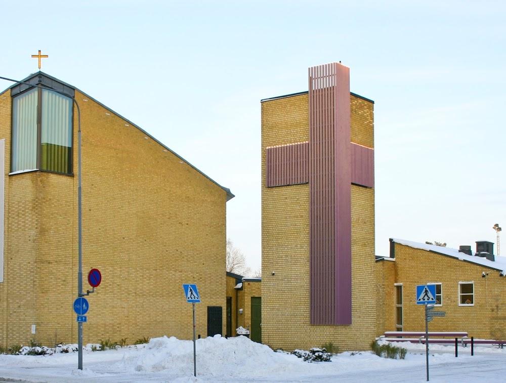 Åkersberga kyrka