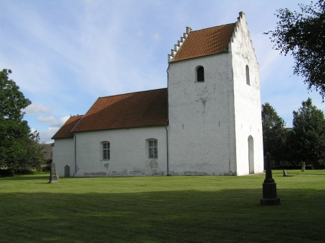 Södra Åsums Gamla Kyrkogård
