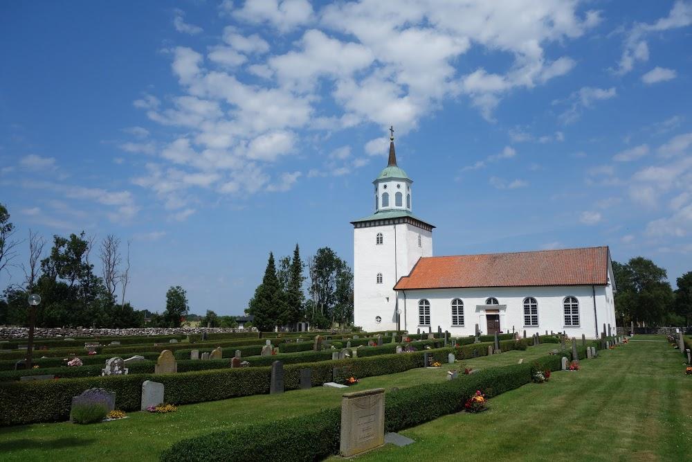 Egby kyrkogård