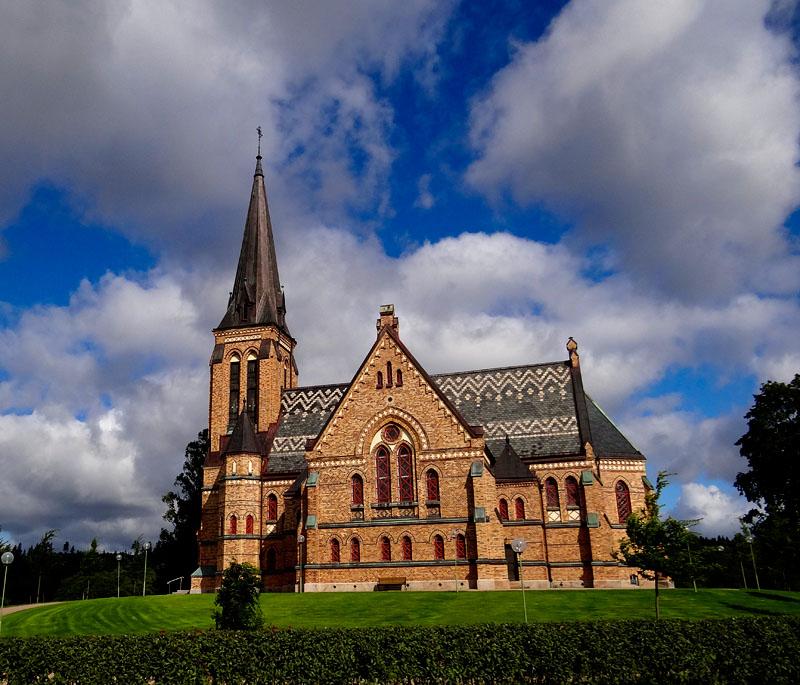 Fritsla kyrka