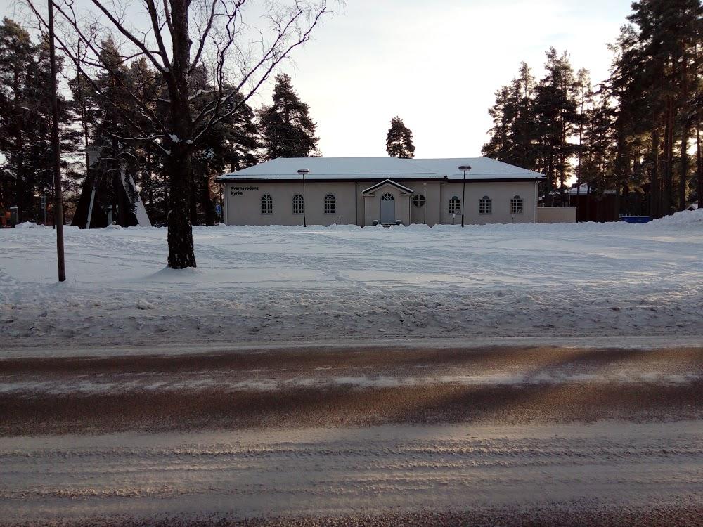 Kvarnsvedens kyrka