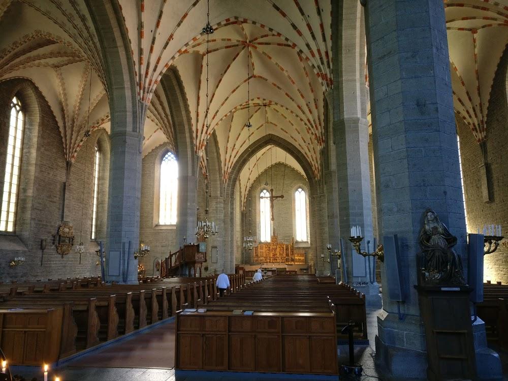 Vadstena kloster kyrka