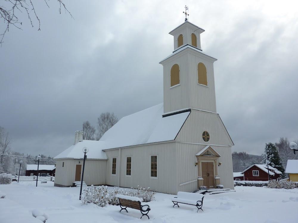 Ängersjö kyrka