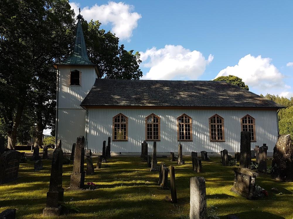 Tisselskog kyrka