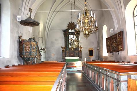 Örbyhus kyrka