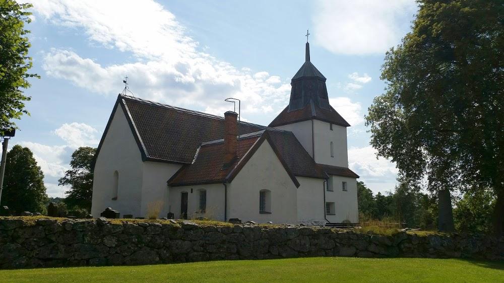Bäckseda kyrka