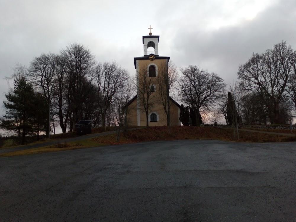 Malmbäcks Gamla Kyrkogård