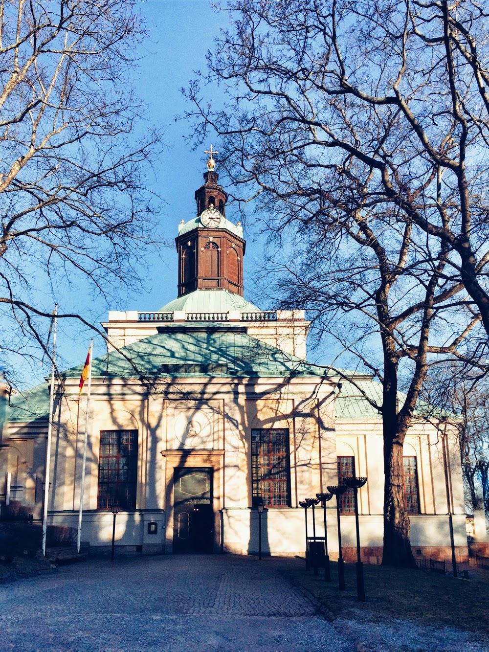 Kungsholms kyrkogård