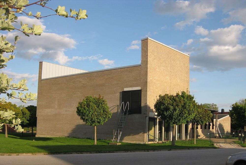 Hyllinge små kyrka