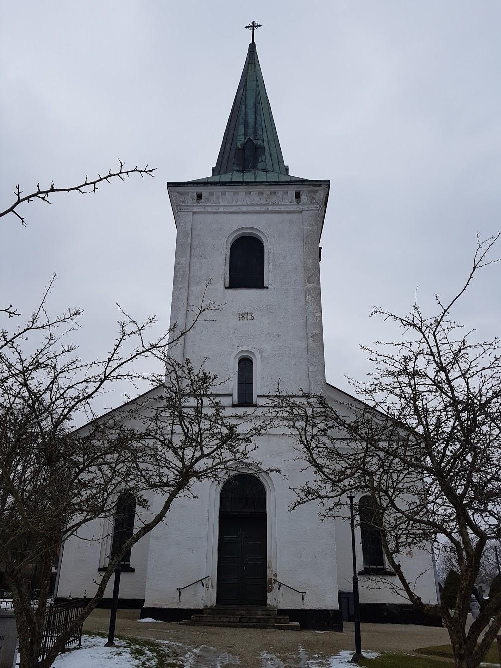 Bollerups kyrka
