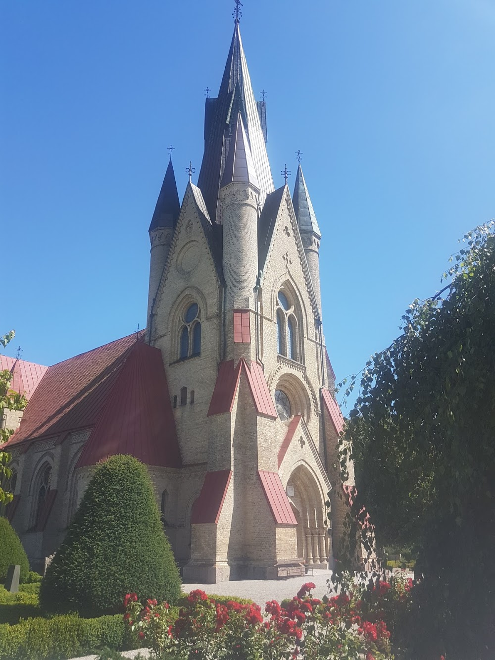 Bodarp Kyrkogård