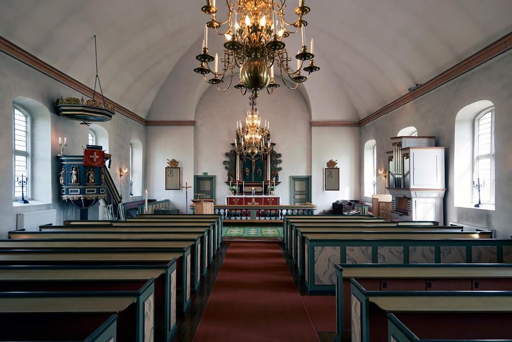 Hillareds kyrka