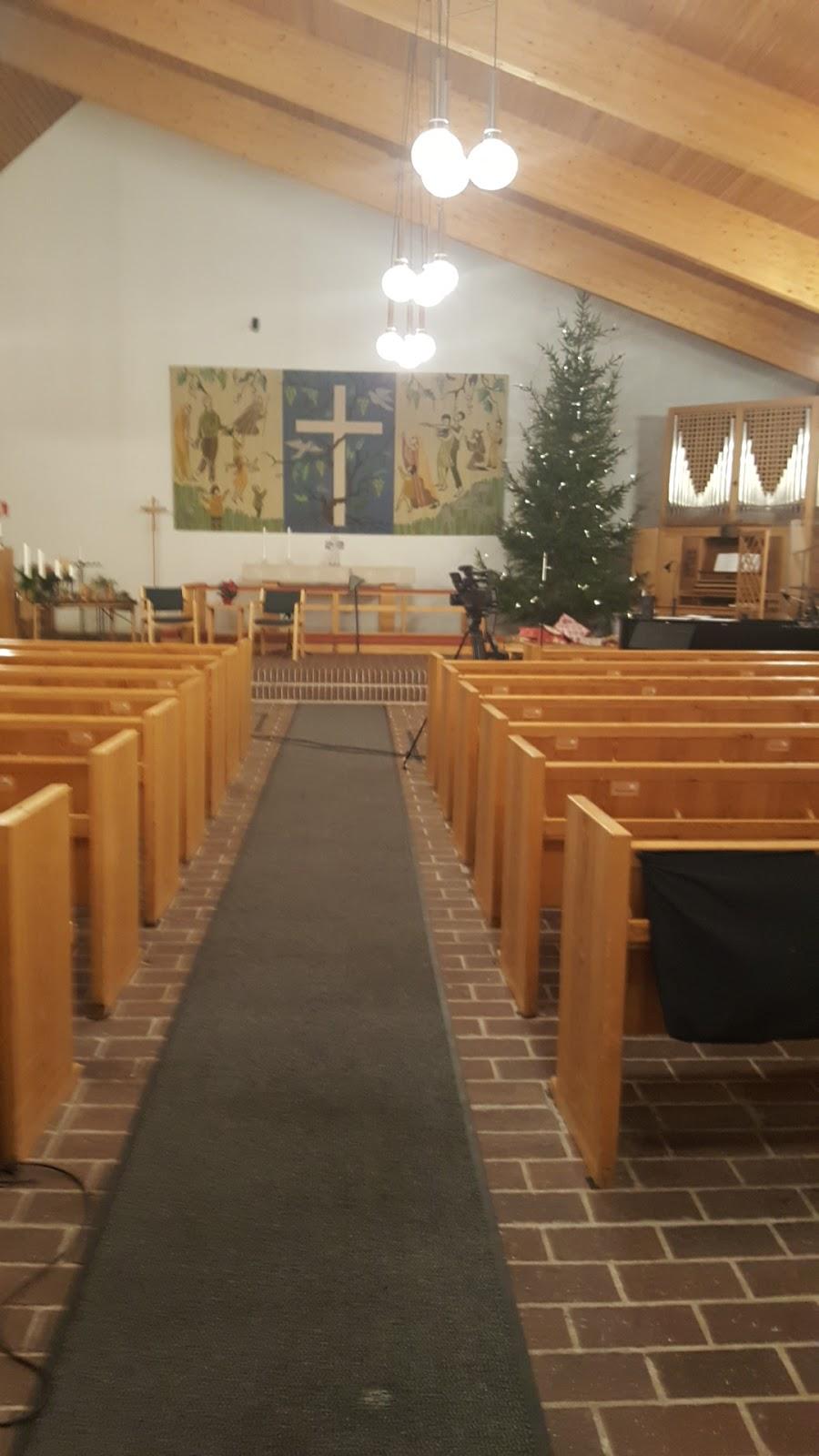 Bäckby kyrkan