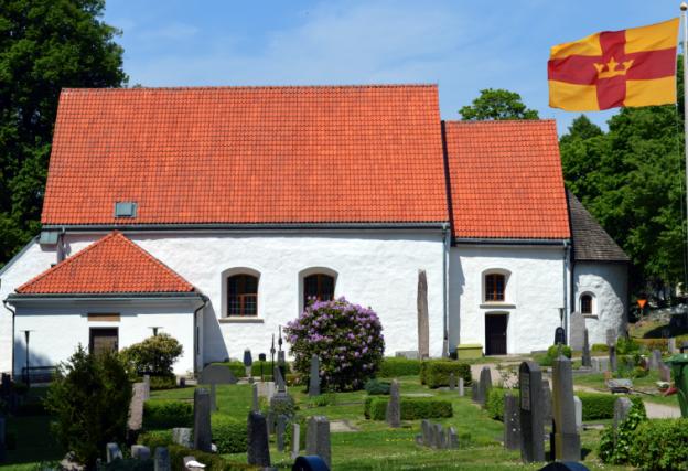 Nättraby kyrkogård