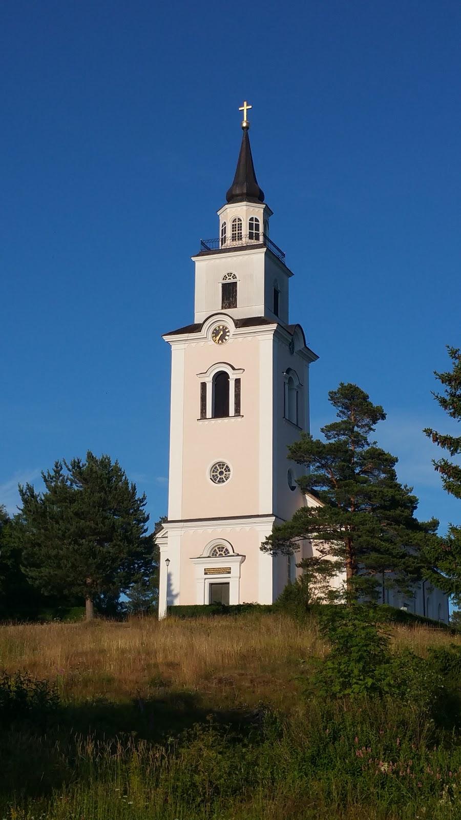 Rogsta kyrka
