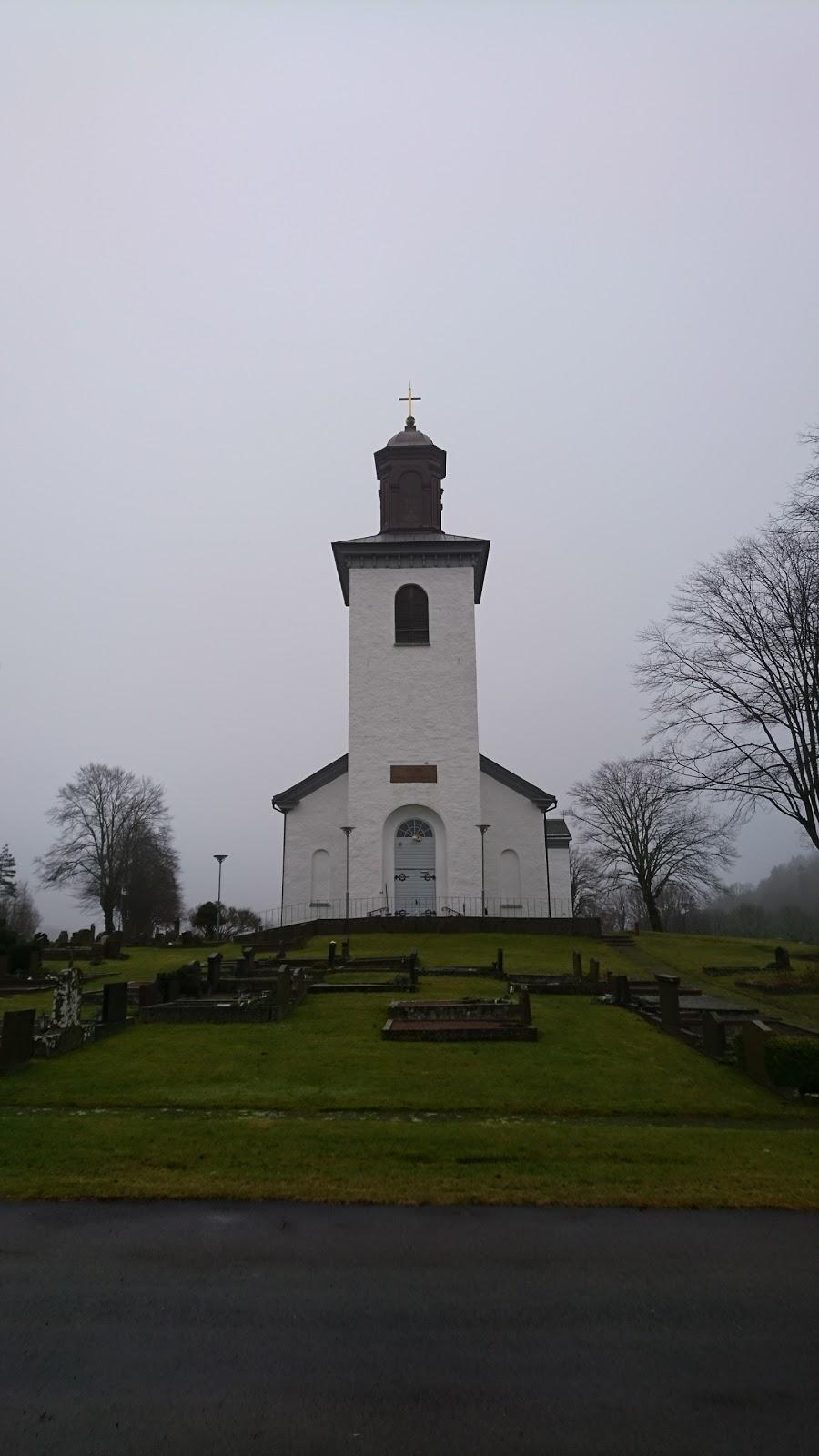 Kullaviks kyrkan