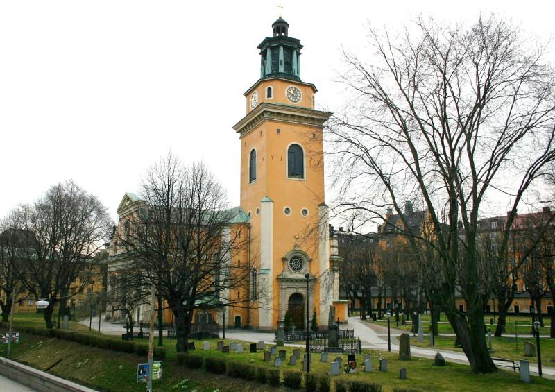 Maria Magdalena kyrkogård