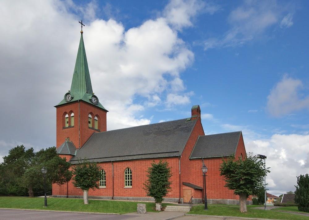 Grästorps kyrka