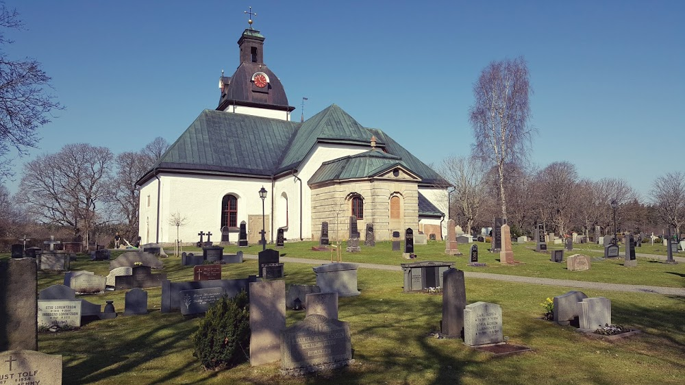 Byarums Kyrkogård