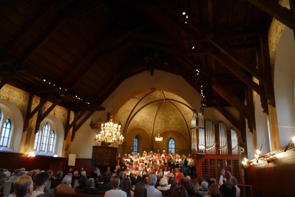 Nacka kyrka församlingshem