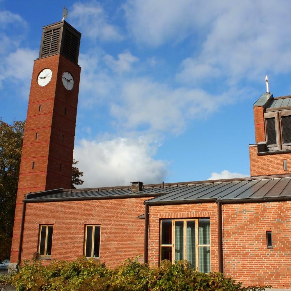 Lundby gamla kyrka