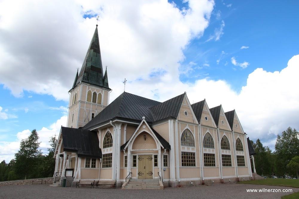 Arvidsjaurs kyrka