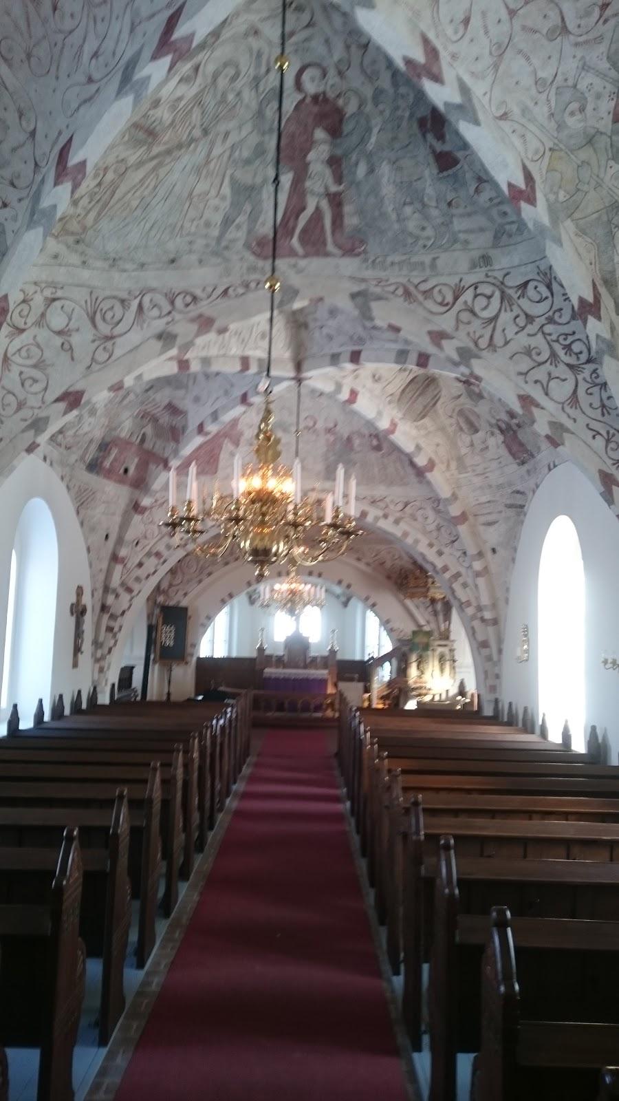 Silvåkra kyrka
