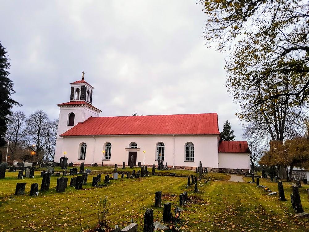 Bellö kyrka