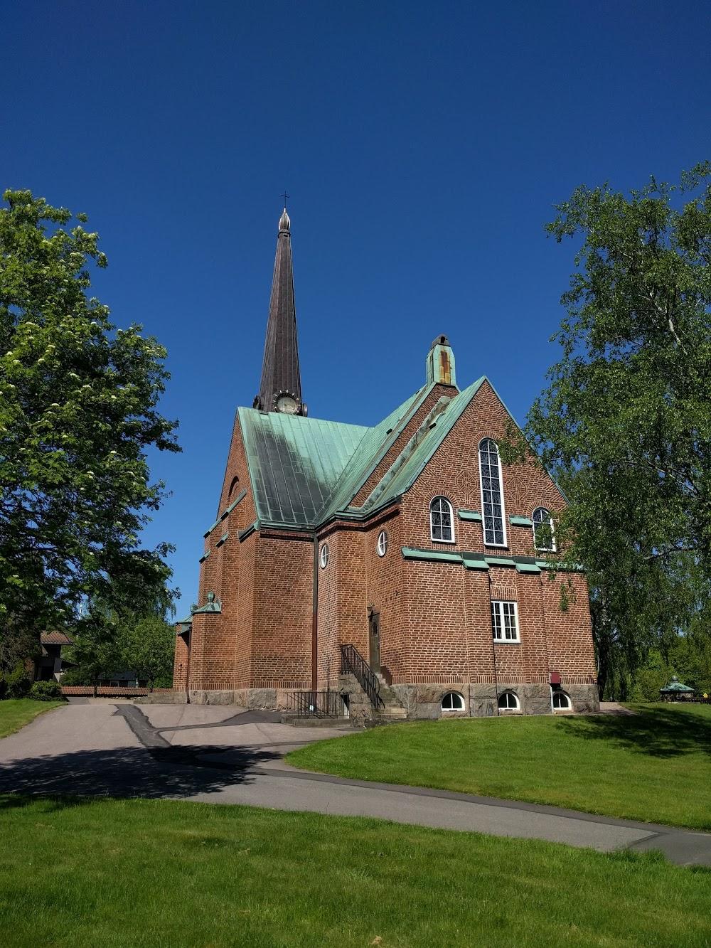 Oskarströms Kyrkogård