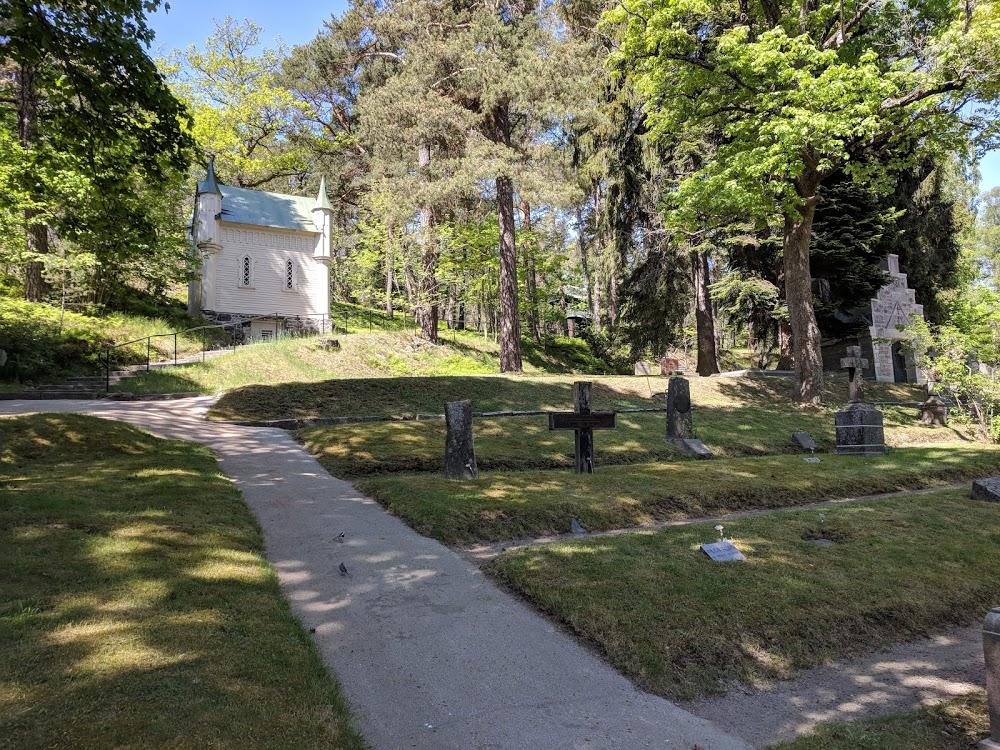 Nacka södra kyrkogård