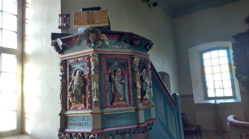 Gudhems kyrka