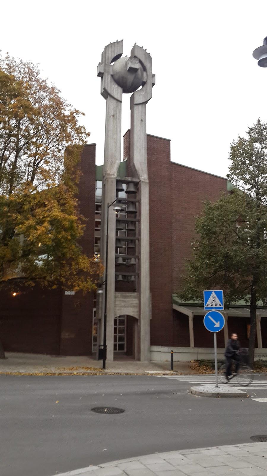 Almtuna kyrkan