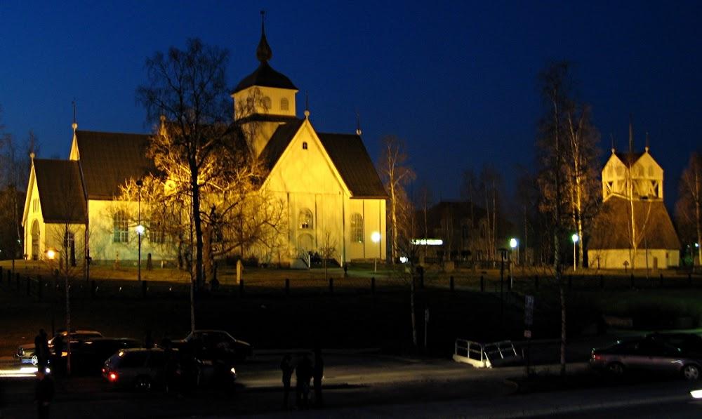 Kyrkcenter
