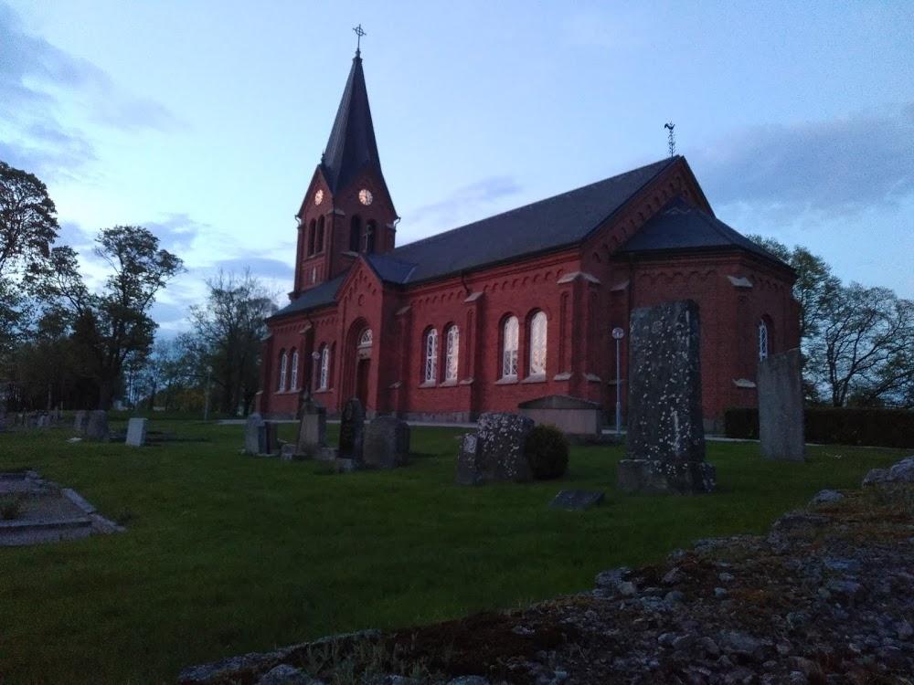 Töreboda kyrkogård