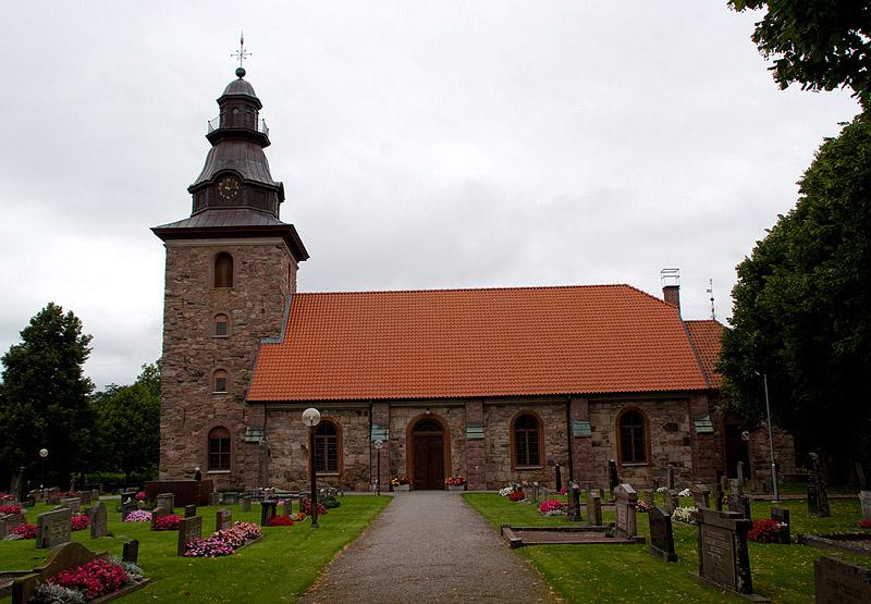 Bredsäters kyrkogård