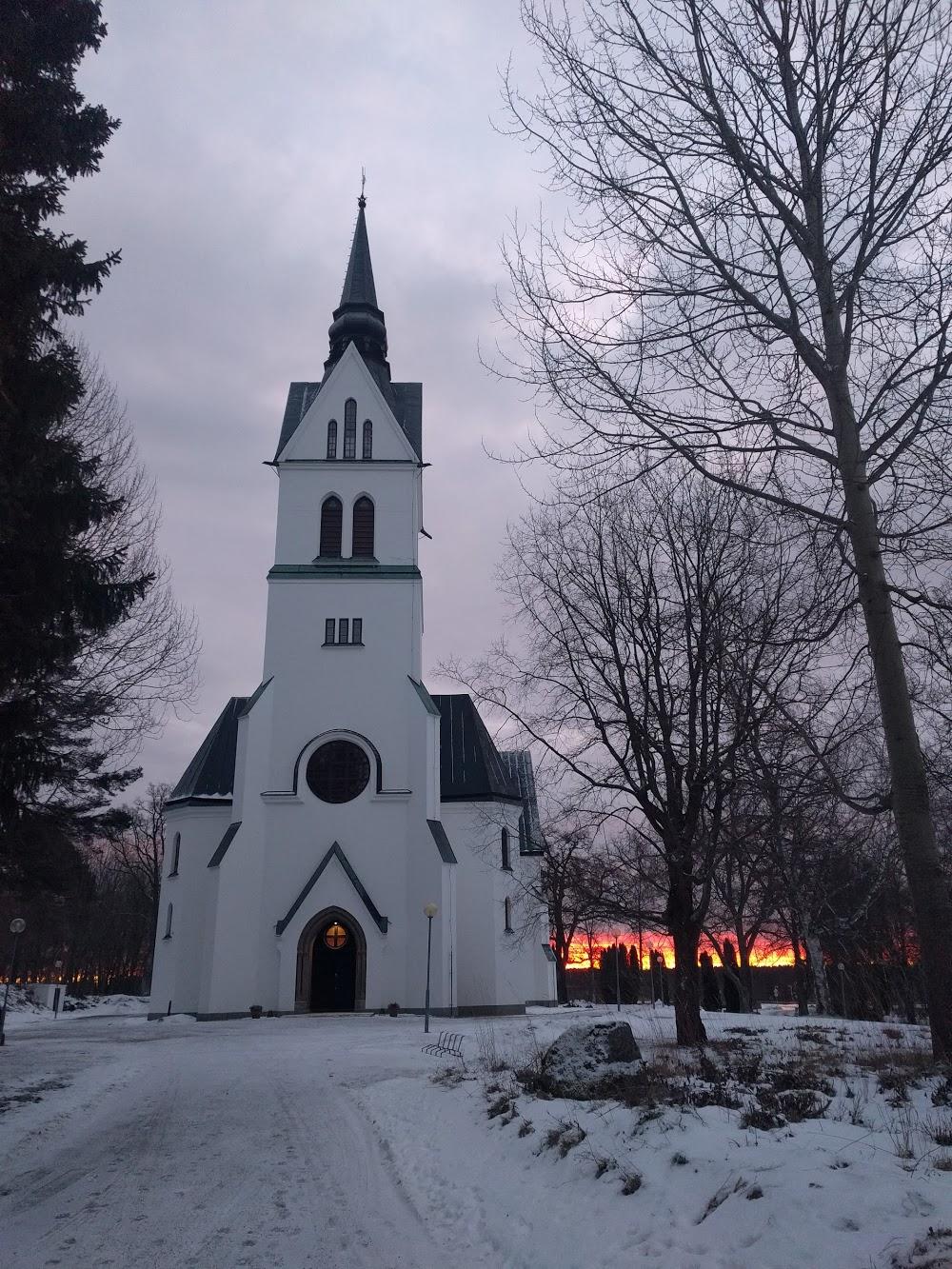 Älvkarleby kyrka