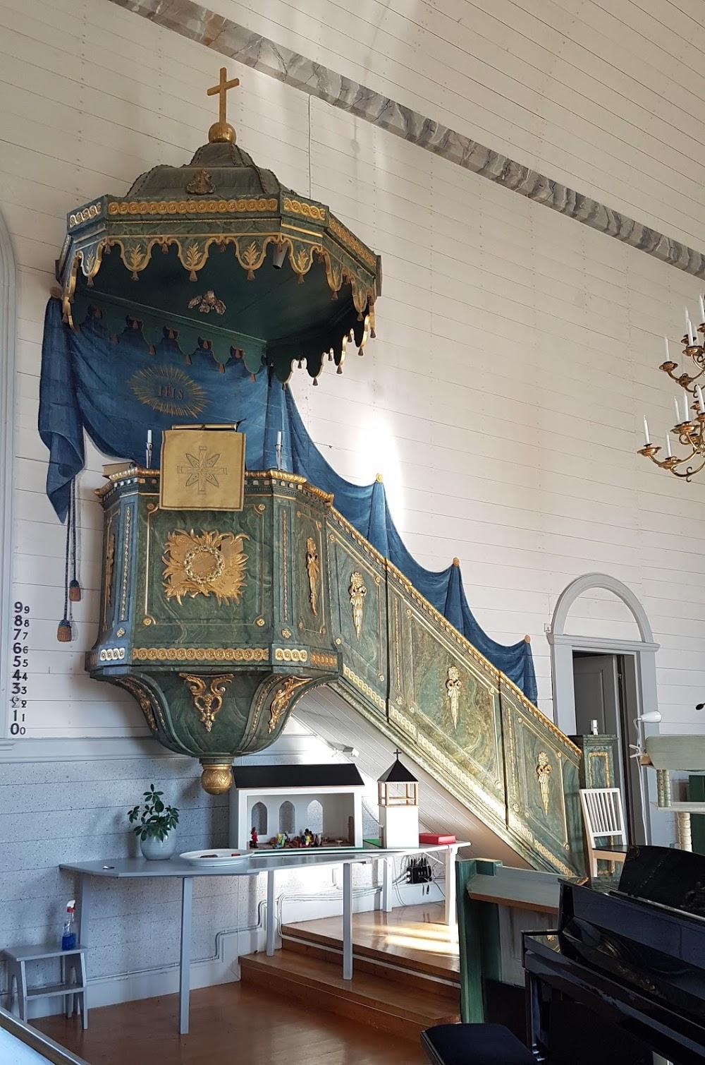 Vännäs kyrka i Vännäsby