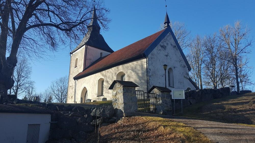 Bogsta kyrka