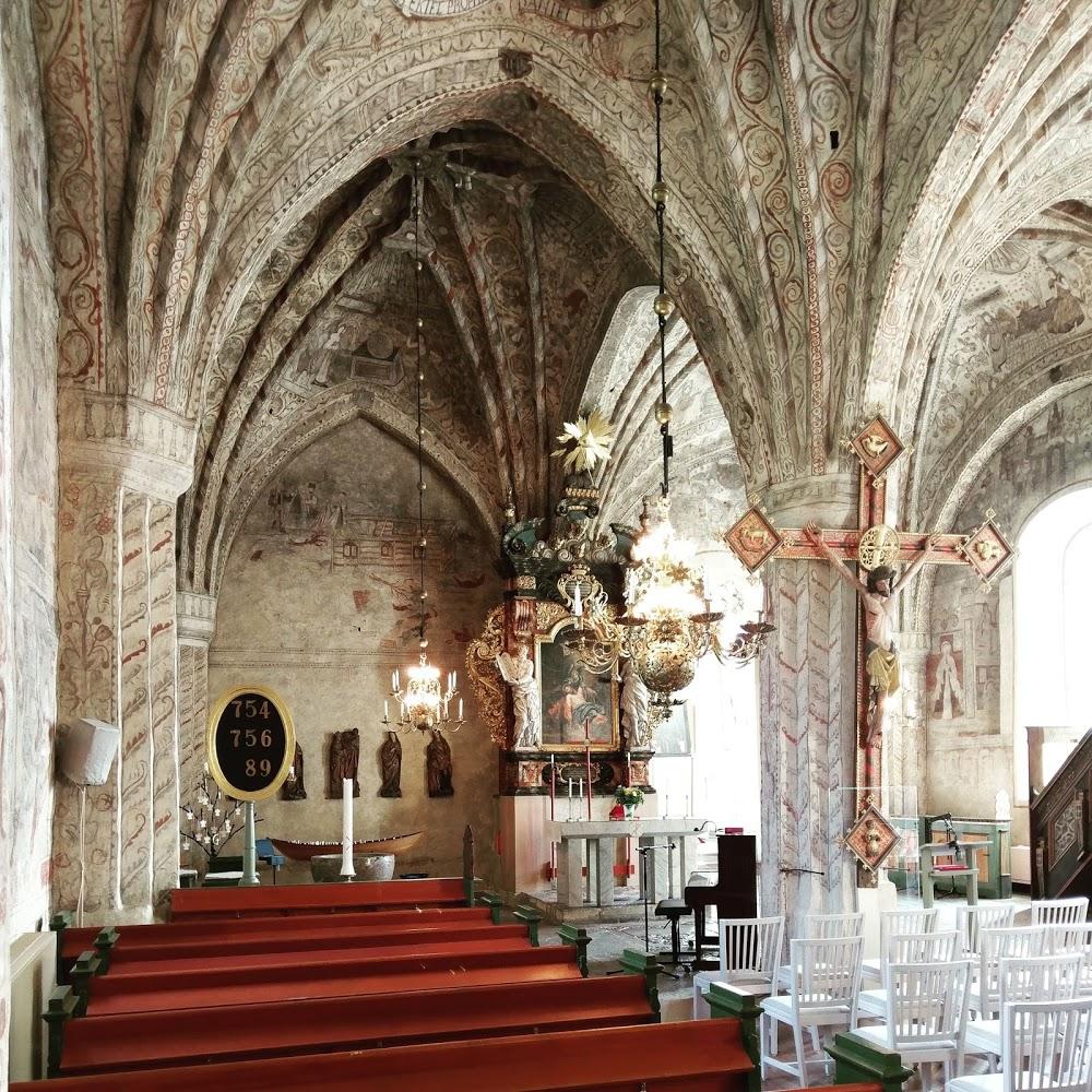 Glanshammars kyrka