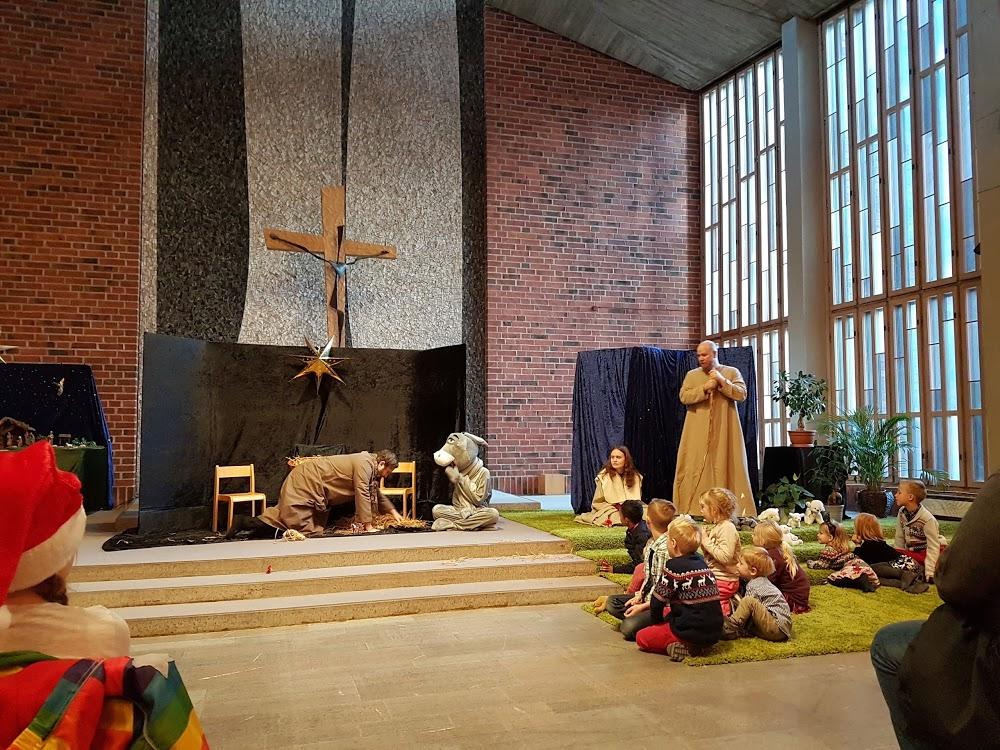 Vantörs kyrka