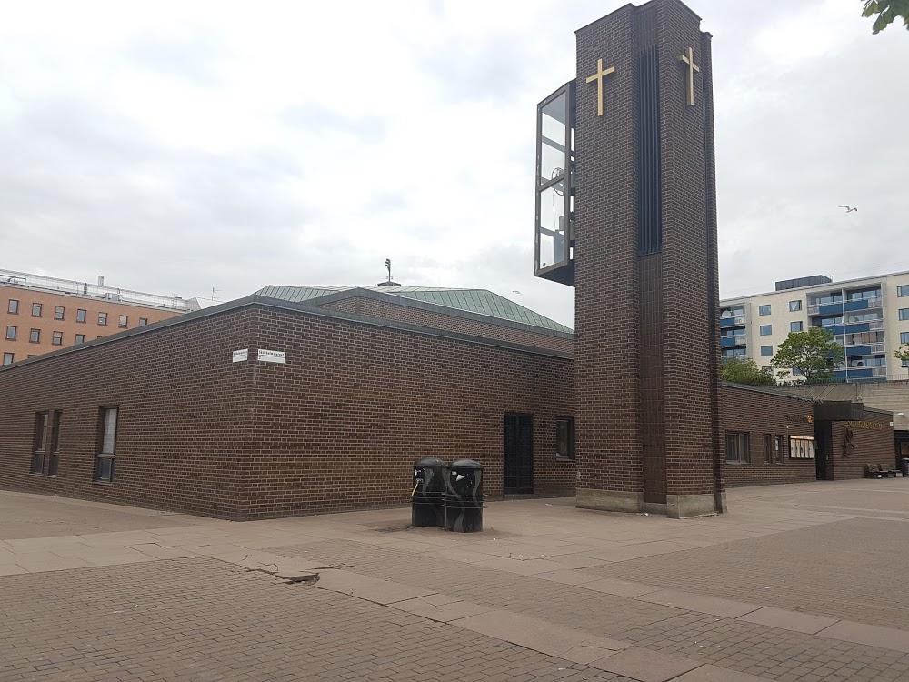 Skärholmens kyrka