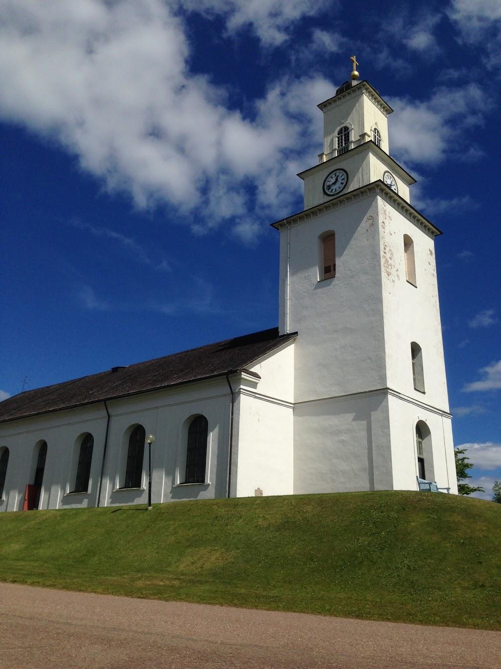 Bingsjö kyrka