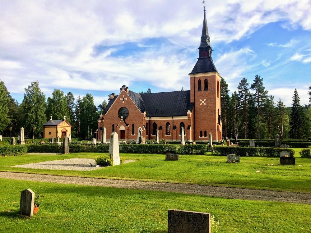 Borgvattnets kyrka