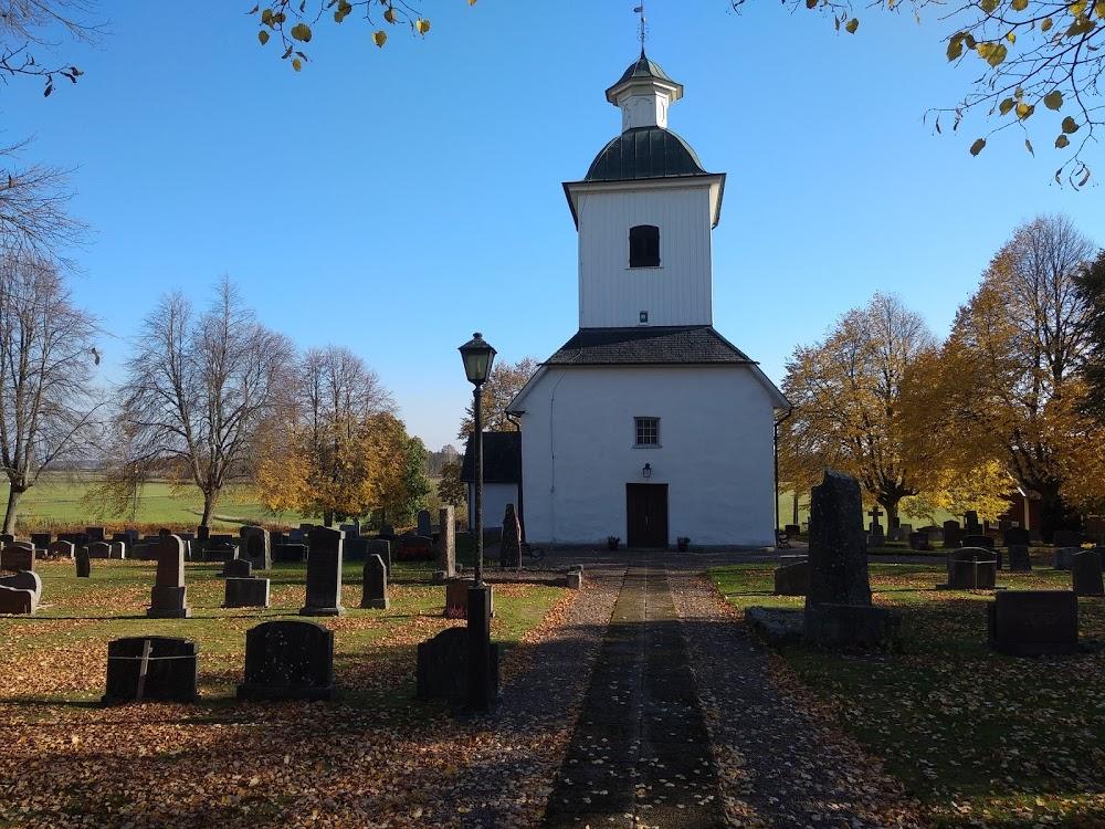 Böja kyrkogård